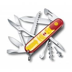 Нож Victorinox Huntsman Year of the Dog 1.3714.E7