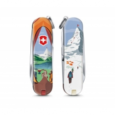 "Нож Victorinox Classic LE 2018 ""Call of Nature"" 0.6223.L1802"