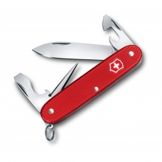 Нож Victorinox Pioneer Alox Limited Edition 201 Berry Red 0.8201.L18